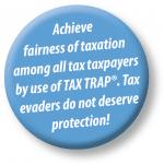 Logo fairness of taxation