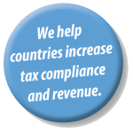 Picture: We help countries increase tax compliance and revenue.